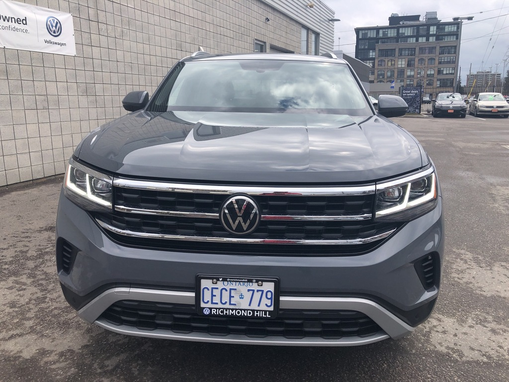 Pre-Owned 2020 Volkswagen Atlas Cross Sport Comfortline 2.0 TSI AWD/Demo/New Car Programs