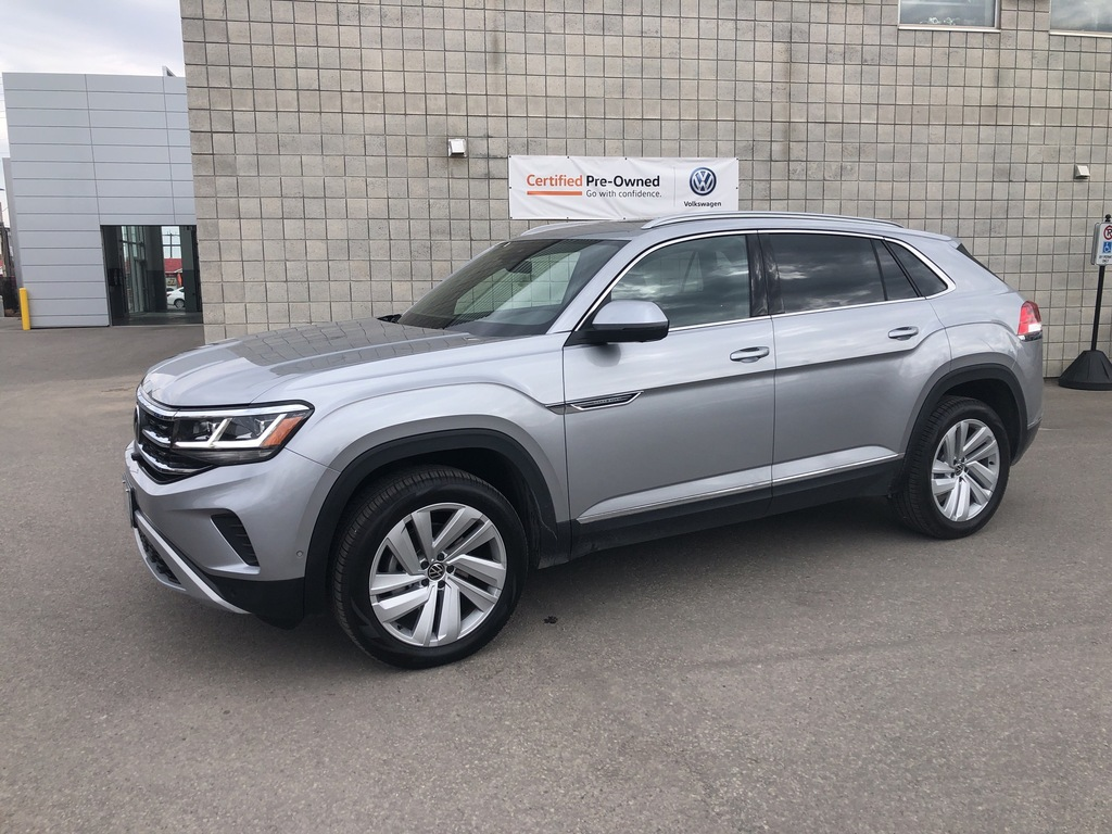 Pre-Owned 2020 Volkswagen Atlas Cross Sport Execline 3.6 FSI AWD/Demo/New Car Programs