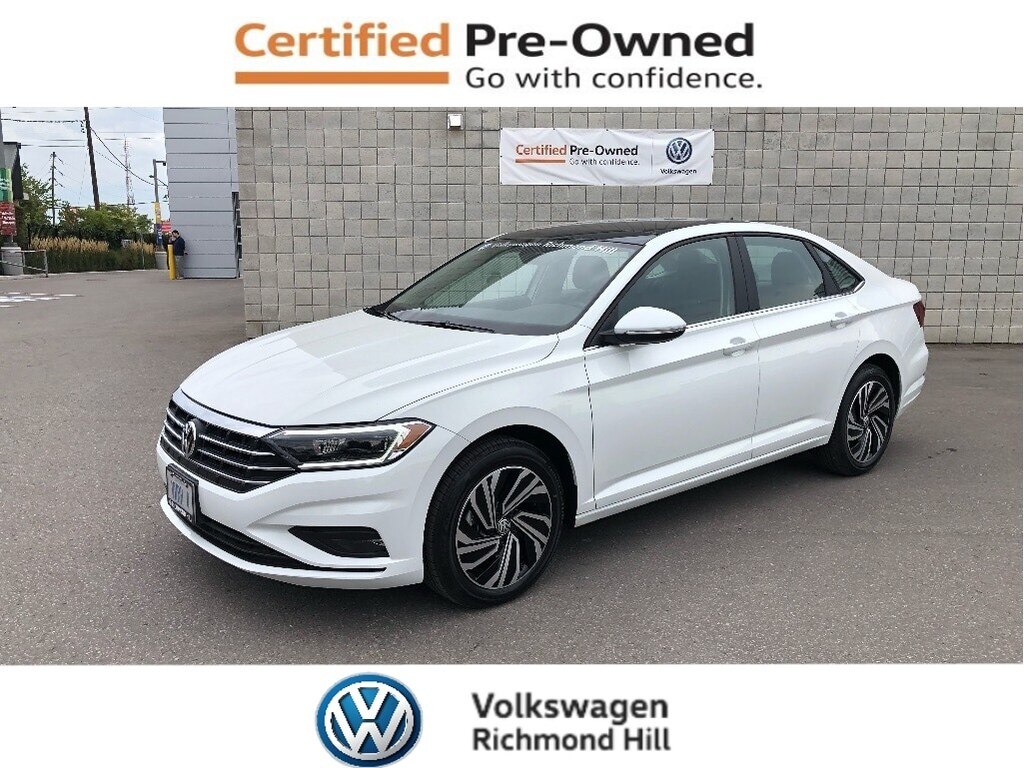 Pre-Owned 2019 Volkswagen Jetta 1.4 TSI Execline + Winter Pkg/New Car Programs