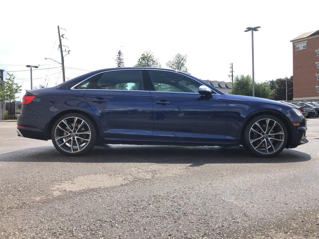 Pre-Owned 2018 Audi S4 3.0 TFSI quattro Technik tiptronic