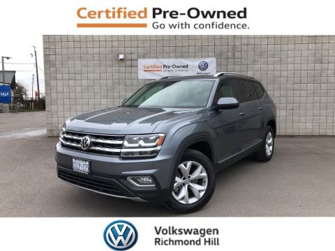 Pre-Owned 2018 Volkswagen Atlas 3.6 FSI Highline
