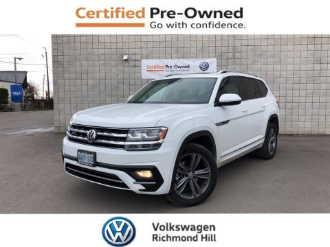 Pre-Owned 2019 Volkswagen Atlas 3.6 FSI Highline