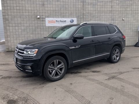 Pre-Owned 2019 Volkswagen Atlas Execline 3.6 FSI 4MOTION/Sale/Clearance