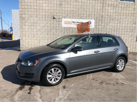 Certified Pre-Owned 2016 Volkswagen Golf 5dr HB Auto 1.8 TSI Trendline/Certified Pre-Owned