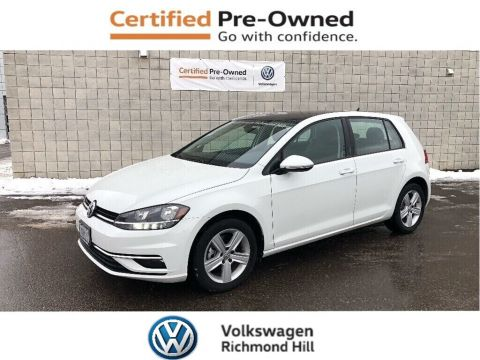 Certified Pre-Owned 2019 Volkswagen Golf 1.4 TSI Highline/Demo/New Car Programs