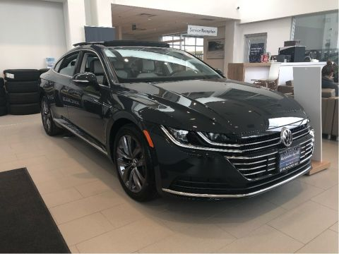 Pre-Owned 2019 Volkswagen Arteon Auto/AWD/Less than 90 km/New Car Programs