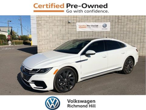 Pre-Owned 2019 Volkswagen Arteon 2.0 TSI/Assistance Pkg/R-Line/New Programs